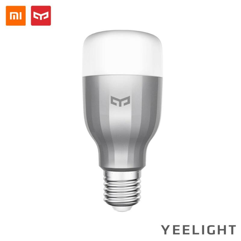 Xiaomi Yeelight LED Light Bulb LED izzó