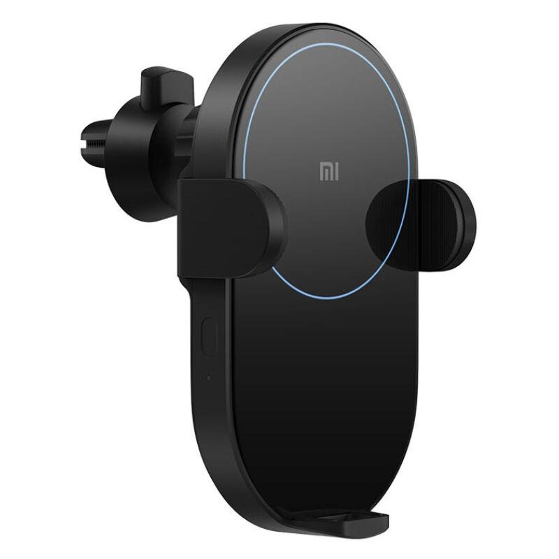 Xiaomi Mi Wireless Car Charger WCJ02ZM Autós töltő 20W töltéssel, Fekete