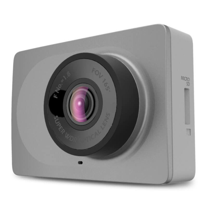 Xiaomi Yi Smart Dash Camera Full HD 1080p Menetrögzítő kamera, Szürke
