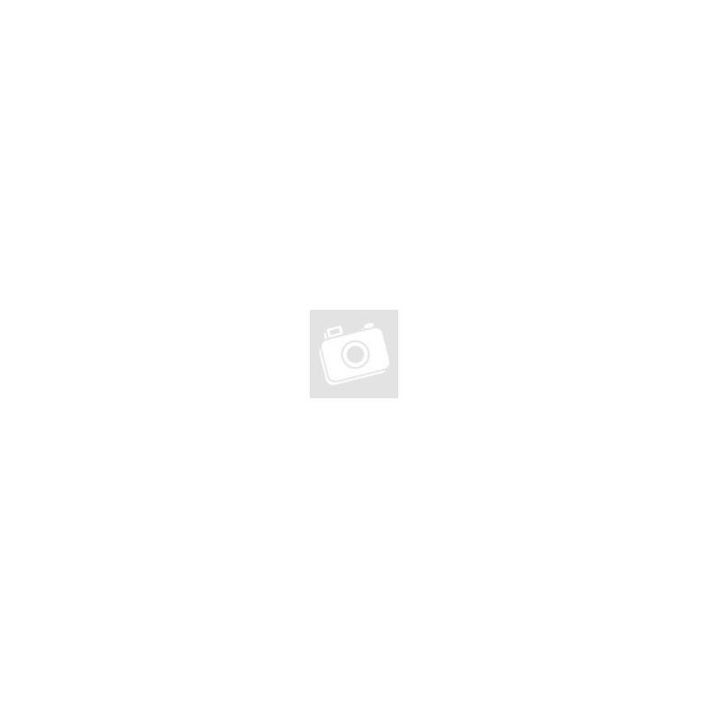 Érintőkesztyű Csontváz mintás - Fekete-Zöld