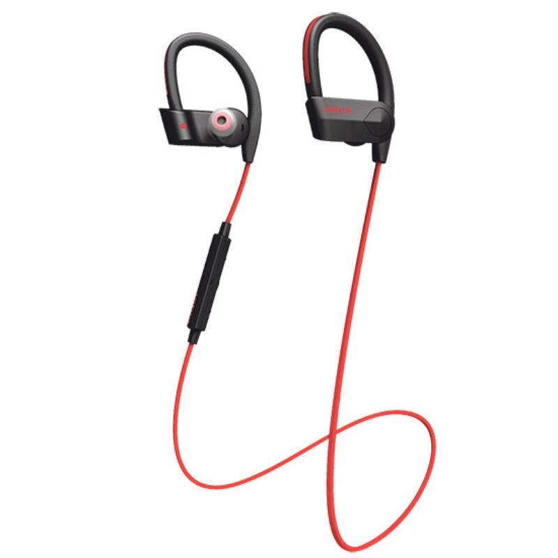 Bluetooth Sztereo Headset - Jabra Sport Pace, Piros