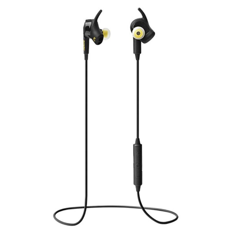 Bluetooth Sztereo Headset - Jabra Sport Pulse, Fekete