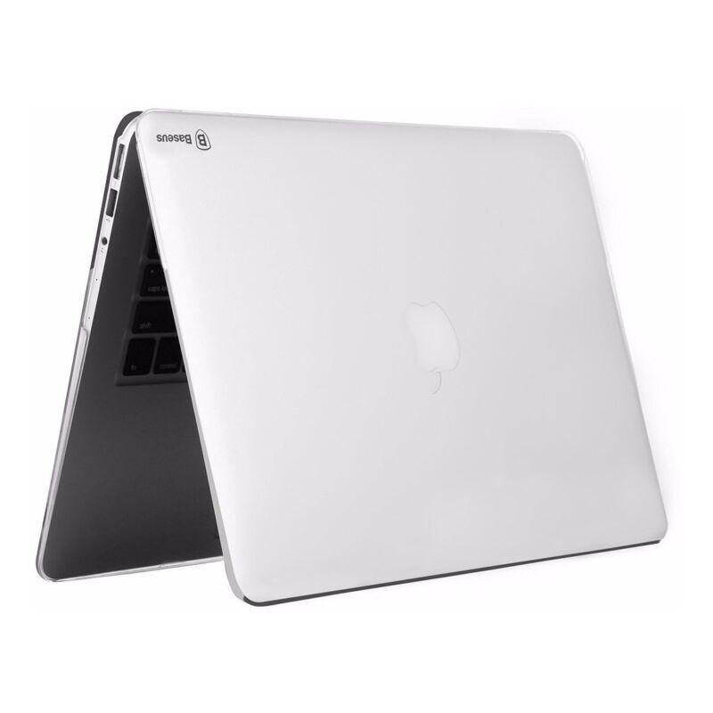 Baseus SPAPMCBK13-A02 MacBook 13 Pro Air Hátlap tok 13 coll, Átlátszó
