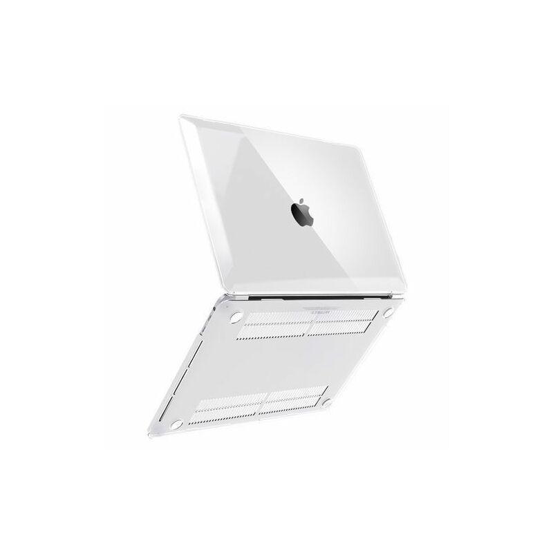 Baseus SPAPMCBK15-02 MacBook 15 Pro Air Hátlap tok 15 coll, Átlátszó