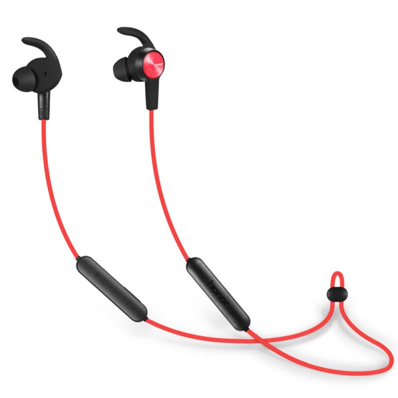 Huawei AM61 Lite Bluetooth mikrofonos sport fülhallgató - Piros