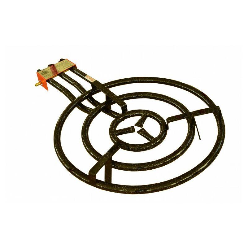 13360 Paella gázégő M60 60 cm-es 3 körös