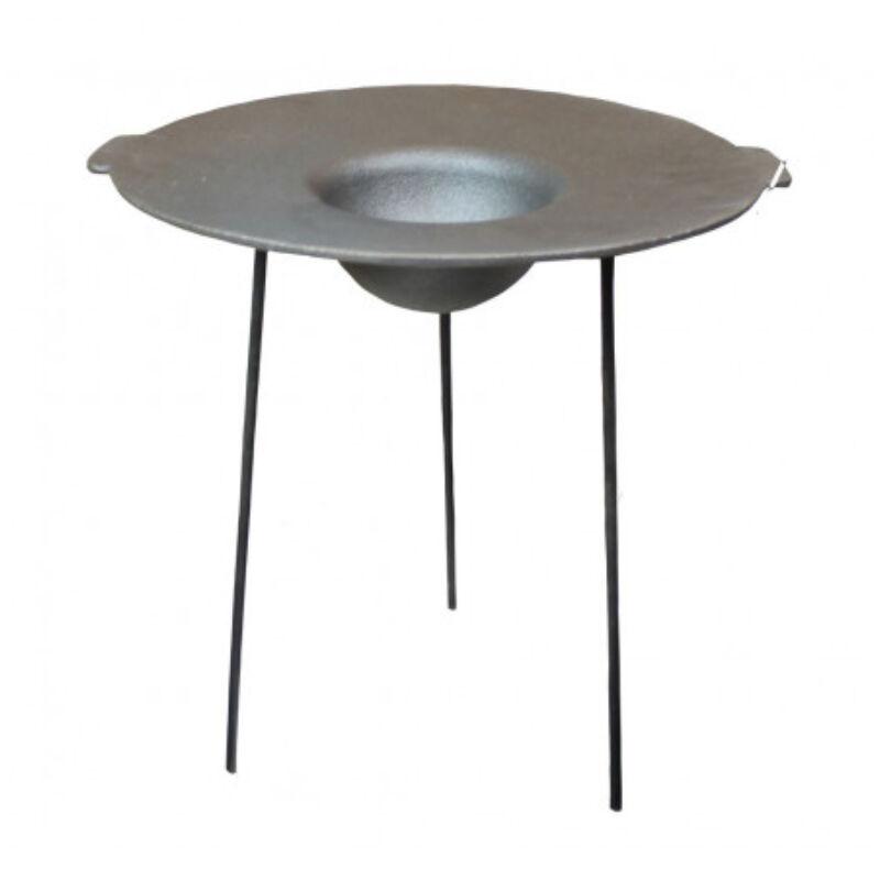 Perfect Home Öntöttvas grill tárcsa - boronatárcsa 45cm mély 10484