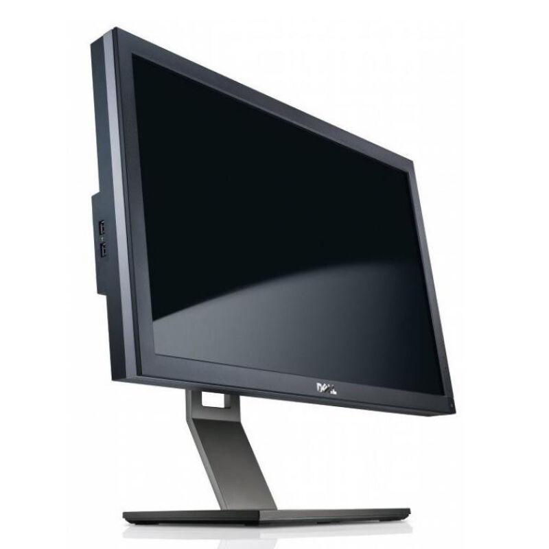 "22"" DELL Professional P2210 LCD Monitor (1680x1050, TN) - Fekete"